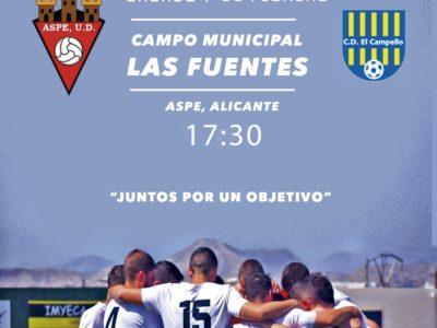Vuelve el Aspe UD a Las Fuentes