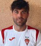 Saúl Jover Molina es jugador del Aspe Unión Deportiva