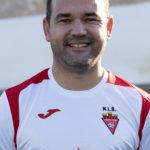 Pepe Alenda es jugador del equipo Veteranos del Aspe Unión Deportiva