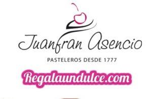 JuanFran Asencio Panetone Aspe patrocinador del Aspe UD