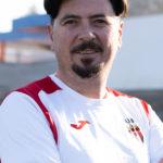 Manolo Suárez es jugador del equipo Veteranos del Aspe Unión Deportiva