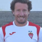 Rafael Pujalte Cerdán , Quini, es jugador del equipo Veteranos del Aspe Unión Deportiva