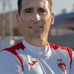 Santi Penalva es jugador del equipo Veteranos del Aspe UD