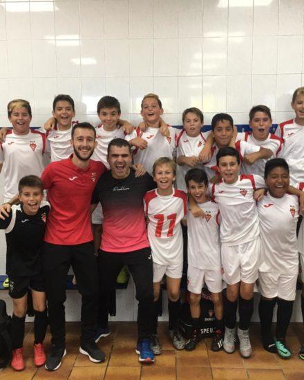 Crónica del partido del equipo Alevín A del Aspe UD frente al Novelda Union Deportiva C.F. B