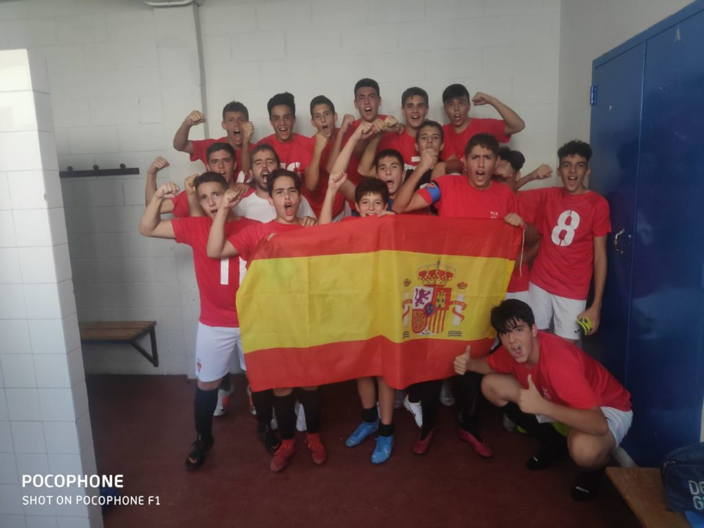 Cadete B Aspe UD temporada 2019/2020