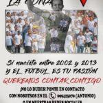 Queremos contar contigo - Aspe Unión Deportiva