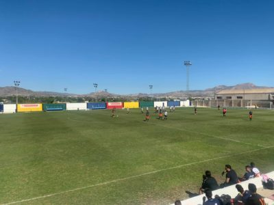 Partido amistoso Aspe UD - Universidad de Alicante