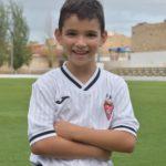Diego Mateo Pastor es jugador del Aspe UD