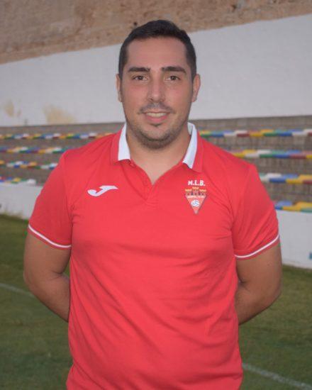 Luis Navarro Ramírez , Cata, es entrenador del Aspe UD