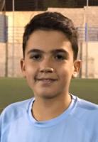 Candido Úbeda es jugador del Aspe Unión Deportiva