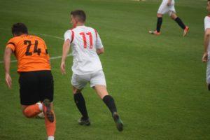 Partido de fútbol entre el Aspe UD y el Catral CF