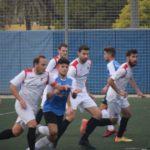 Partido de fútbol entre el Aspe UD B y el Racing de Novelda