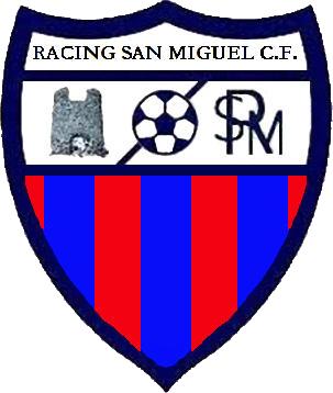 Escudo del Racing San Miguel Club de Fútbol