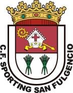 Escudo Club de Fútbol Sporting San Fulgencio