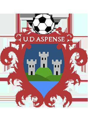 Escudo UD Aspense - Unión Deportiva Aspense