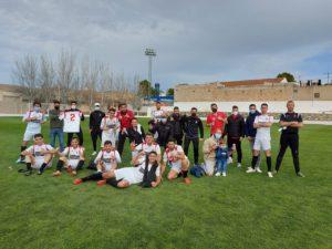 Victoria por 0 goles a 3 contra el Aspense