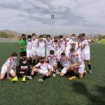 Cadete B del Aspe Unión Deportiva