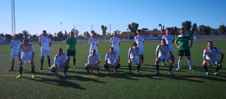Equipo de veteranos del Aspe Unión Deportiva
