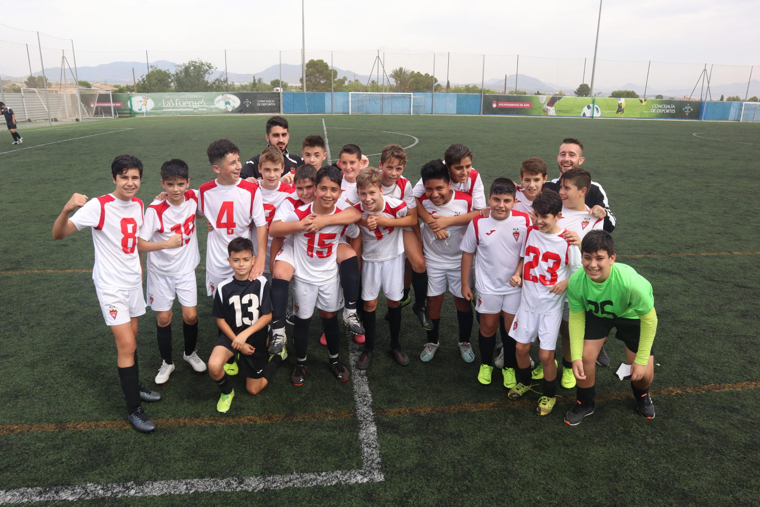 Infantil C campeón Liga Plata