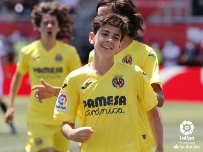Alejandro Mínguez campeón de la Liga Promises