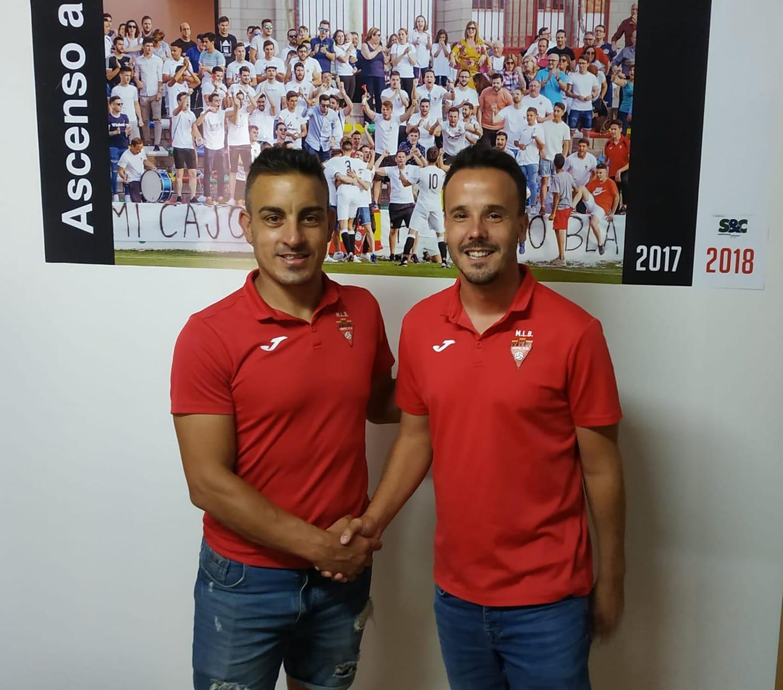 Vicente Pujalte, coordinador de fútbol 8 del Aspe UD
