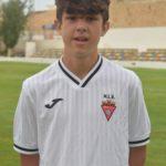 Ángel Almario Beltra es jugador del Aspe UD