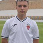 Jose Antonio Miralles Martínez es jugador del Aspe UD