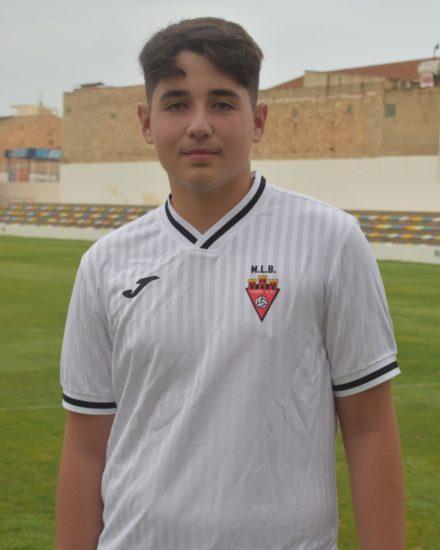 Manuel Sebastián Calatayud es jugador del Aspe UD