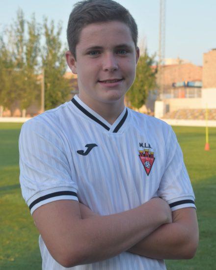 Miguel Pérez Cerdán es jugador del Aspe UD