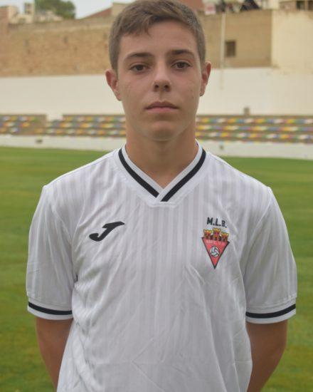 Rafael Botella Ros es jugador del Aspe UD