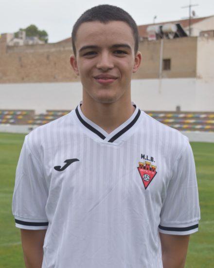 Álvaro García Noguera es jugador del Aspe UD