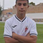 Enrique Benavente Santos es jugador del Aspe UD