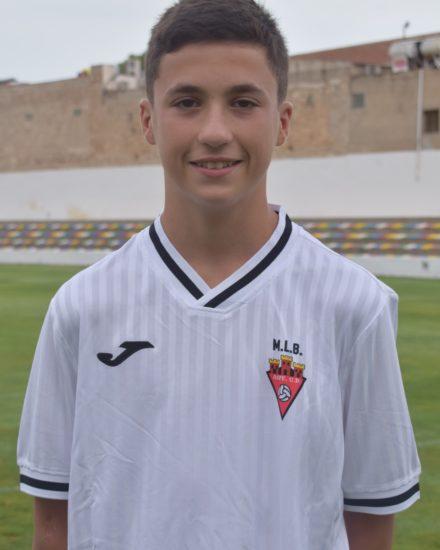 Fernando Rodríguez Martínez es jugador del Aspe UD