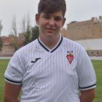 Javier García Prieto es jugador del Aspe UD