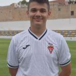 Marco Palazón Cabezuelo es jugador del Aspe UD