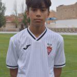 Pablo Martín Blanes Calderón es jugador del Aspe UD