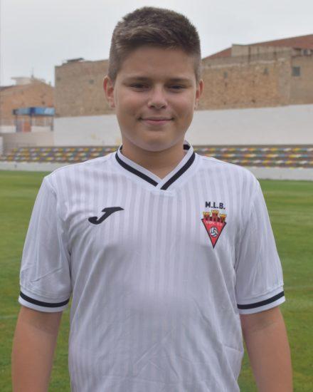 Ramón García Soutullo es jugador del Aspe UD