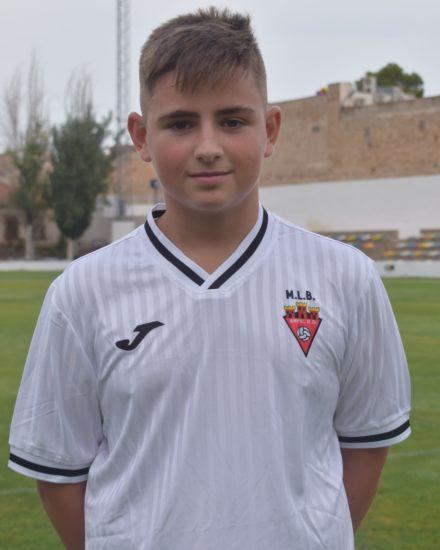 Raúl Cantó Alberola es jugador del Aspe UD