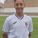 Vicente Gómez Martínez es jugador del Aspe UD