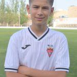 Adrián Palomares Belda es jugador del Aspe UD