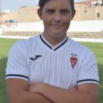 Aitor Céspedes Fernández es jugador del Aspe UD