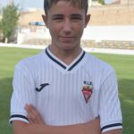 Aitor Mira García es jugador del Aspe UD