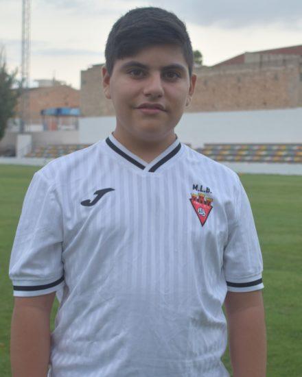 Álvaro Botella Martínez es jugador del Aspe UD