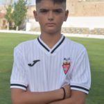 Asier Gómez Aguilar es jugador del Aspe UD
