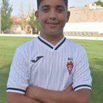 Darío Navarro Almodóvar es jugador del Aspe UD