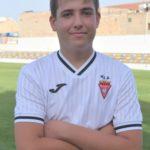 Francisco Javier Carratalá López es jugador del Aspe UD
