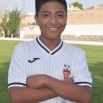 Iker Javier Puglia Yanza es jugador del Aspe UD