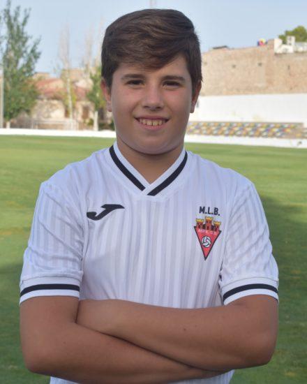 Javier Álvarez Cremades es jugador del Aspe UD
