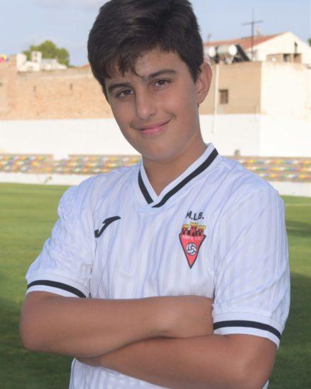 Javier García Gil es jugador del Aspe UD