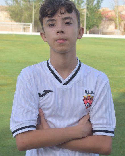 Jesús Pérez Sánchez es jugador del Aspe UD